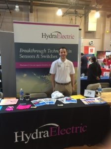 Hydra-Electric at College of the Canyons Career Fair