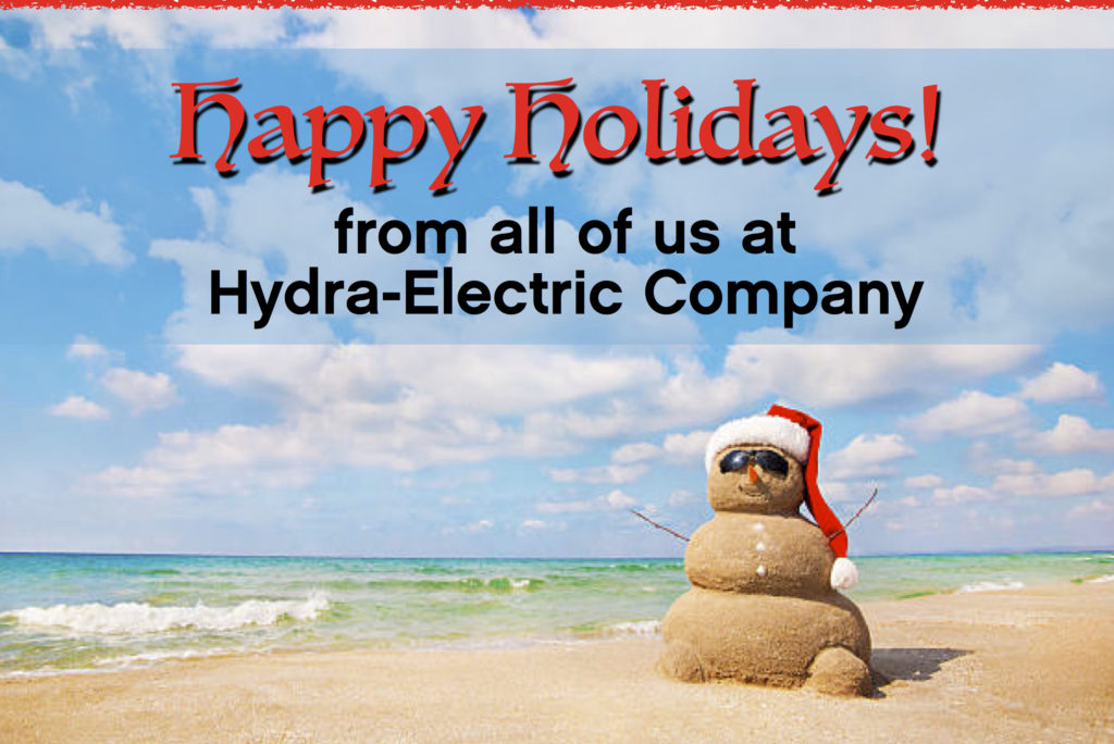 Happy Holidays from Hydra-Electric